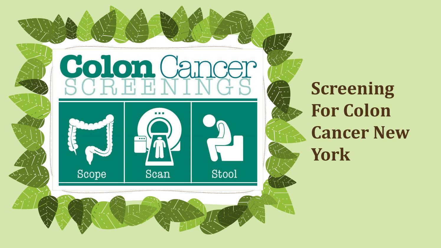 Screening For Colon Cancer New York At Doctorgrosman Com By Doctor Grosman Issuu