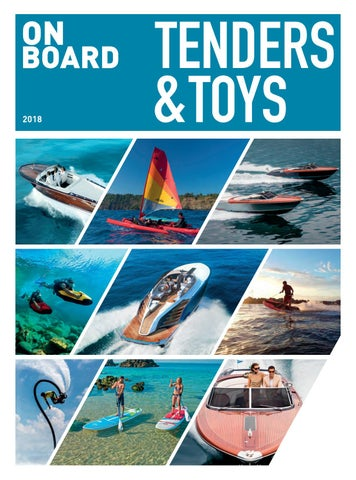 8221908c Tenders & Toys ONBOARD Magazine by Plum Publications - issuu