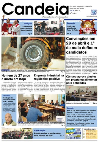 e75fc5830e3 Jornal candeia 21 04 2018 by Jornal Candeia - issuu