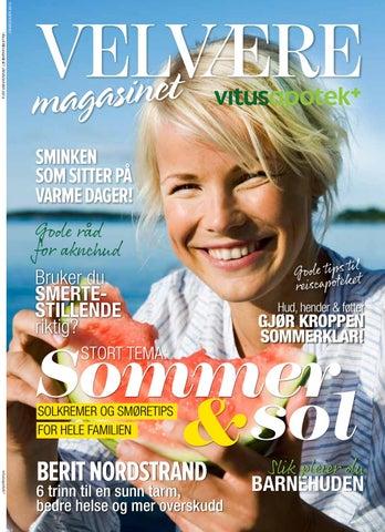 ae27359fd Velværemagasinet vår/sommer 2018 by Vitusapotek - issuu