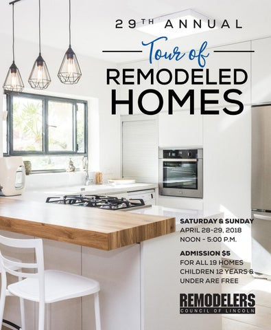 2018 Tour Of Remodeled Homes By Home