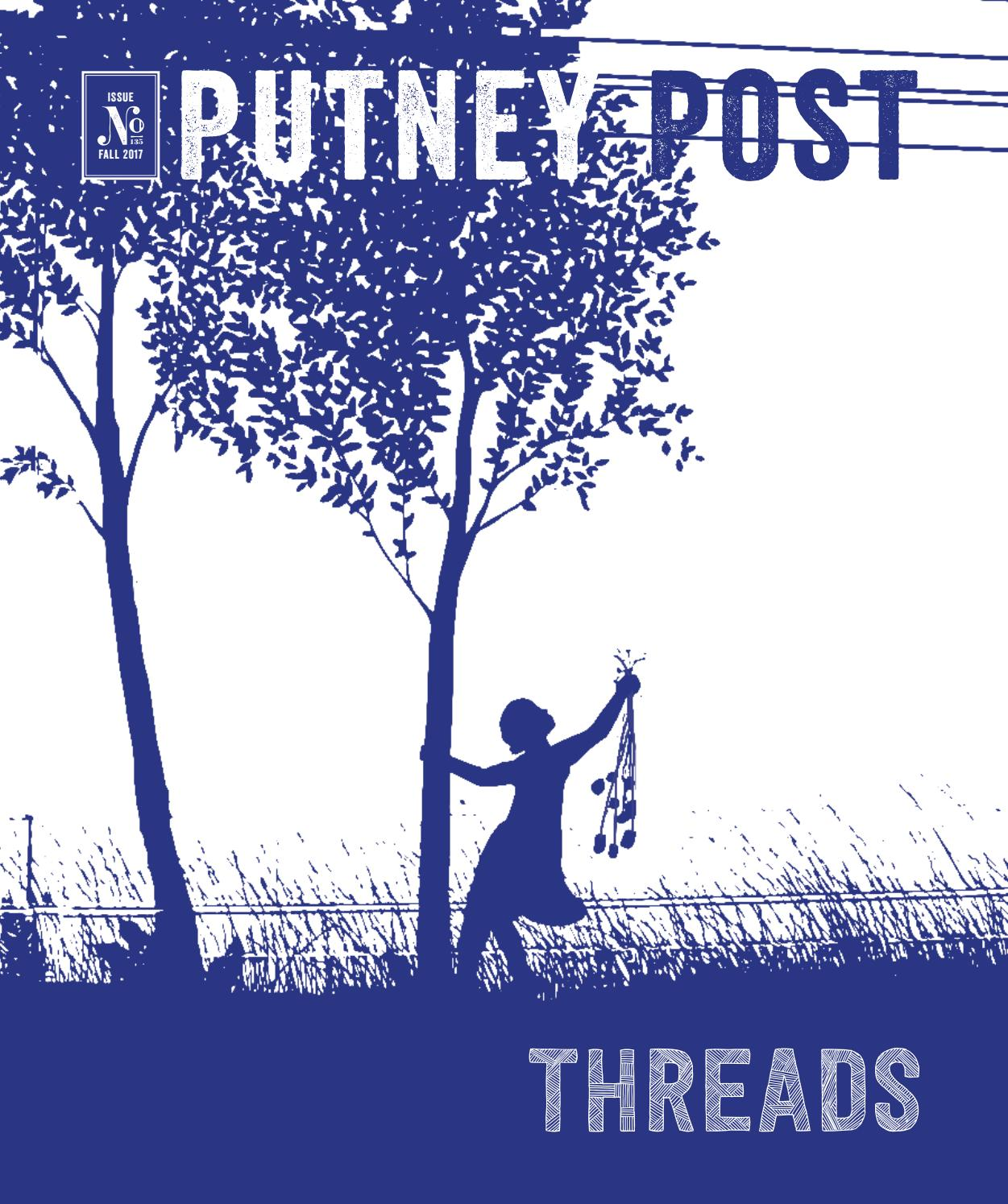 Putney Post, Fall 2017 by aldeia - issuu