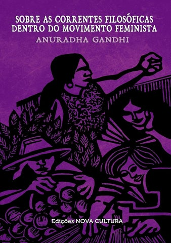 50e5e2d0a GANDHI  Sobre as correntes filosóficas dentro do Movimento Feminista ...