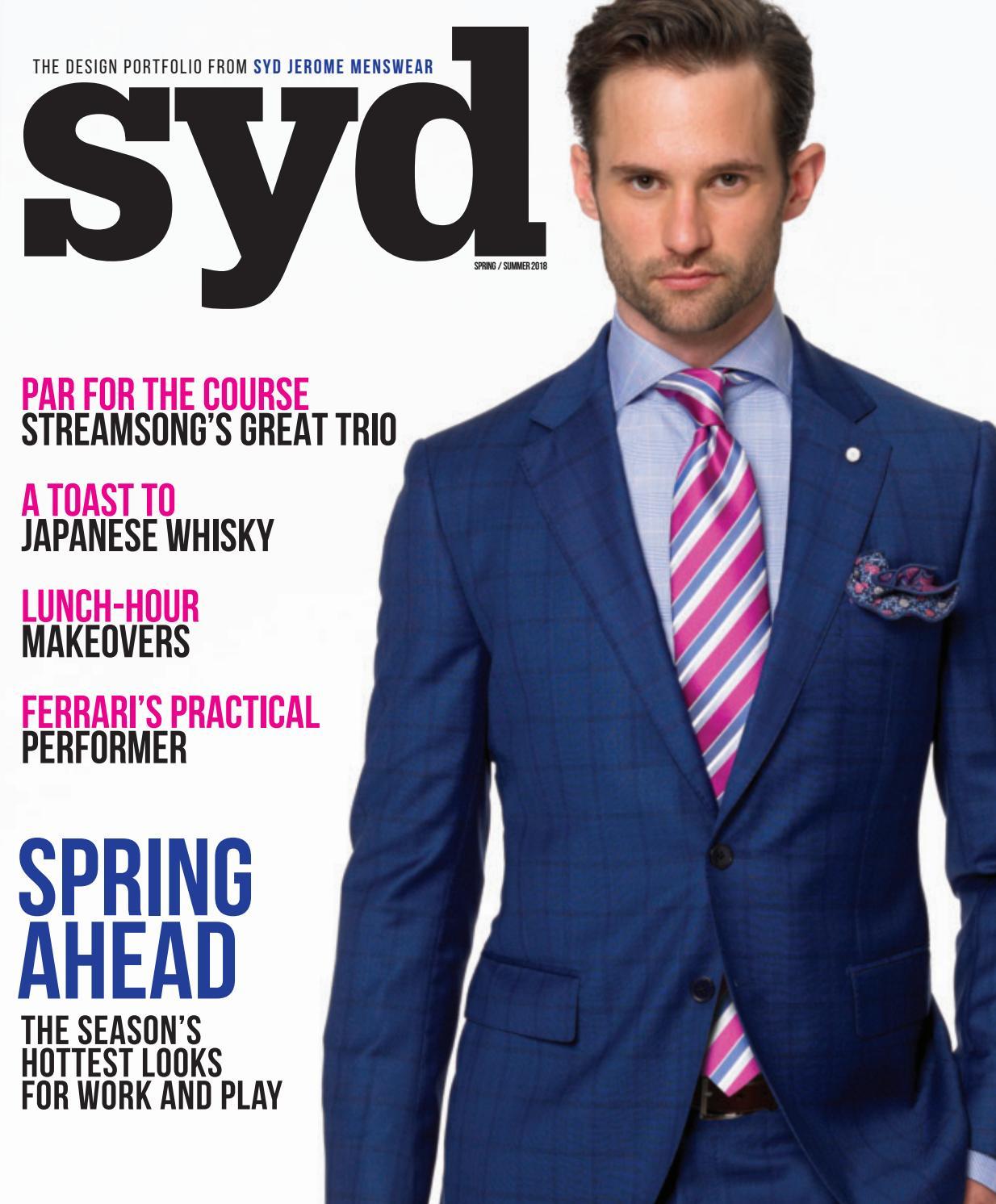 e00bf2fb SYD: Spring/Summer 2018 by Wainscot Media - issuu