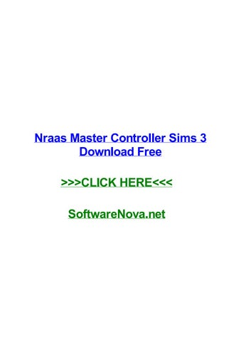 How to install master controller on sims 3: 12 steps.