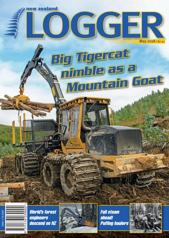 NZ Logger Magazine May 2018 by nzlogger - issuu