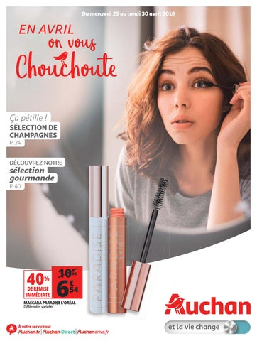 Catalogue Auchan Du 25 Au 30 Avril 2018 Depliant Auchan En Ligne By Monsieurechantillons Fr Issuu