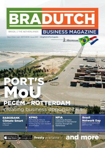 426b50eea5 Bradutch Business Magazine -issue 01 Brazil