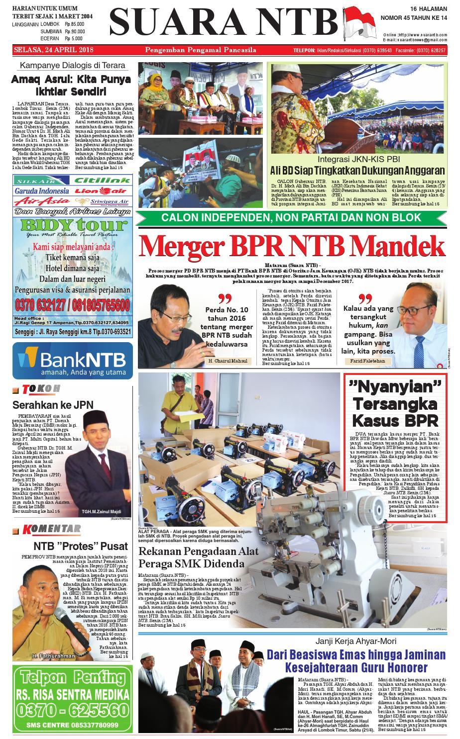 Edisi Selasa 24 April 2018  6da6b28779