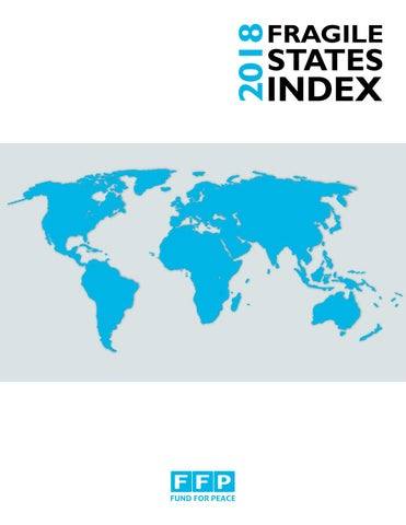 Fragile States Index Annual Report 2018 by The Fund for ... on