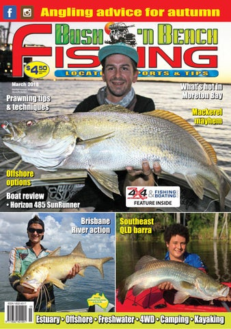 87cfb978e3e BNB Fishing mag | Mar 2018 by bnbfishing - issuu