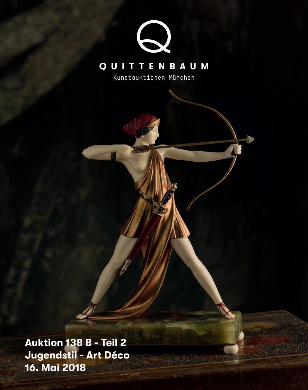Auction 138 B - Part 2 | Art Nouveau - Art Deco | Quittenbaum Art ...