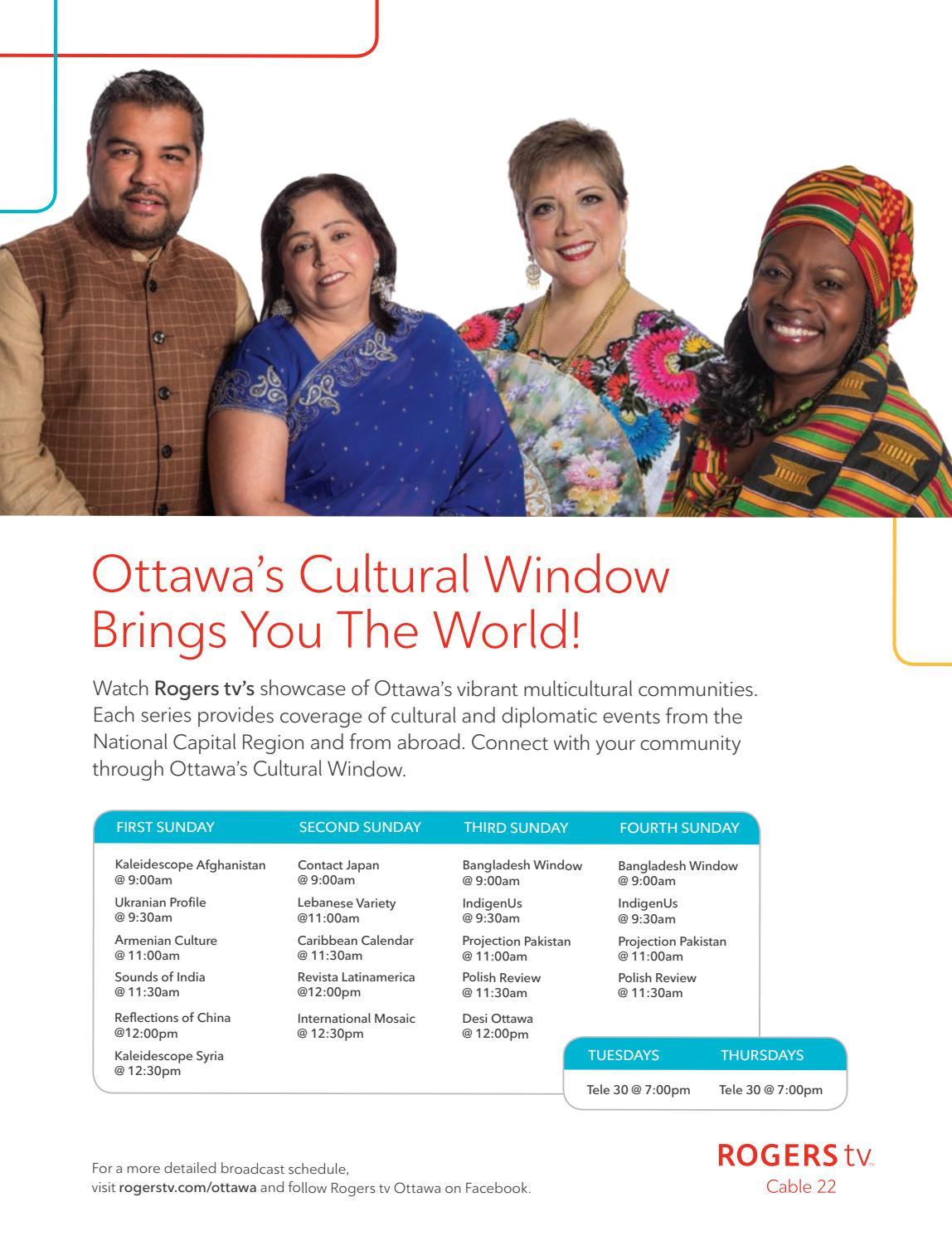 Diplomat & International Canada - Spring 2018 by