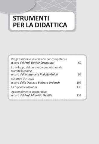 Page 63 of STRUMENTI PER LA DIDATTICA