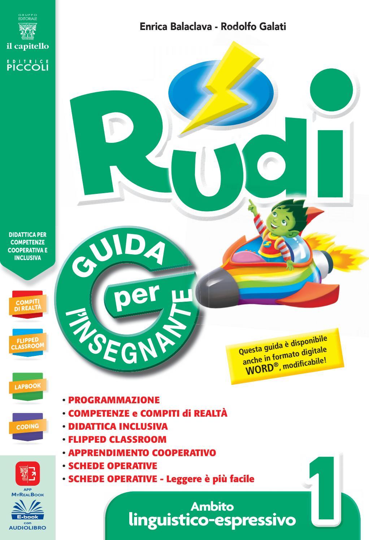 Sito ufficiale retrò la moda più votata Rudi 1 - GUIDA per l'Insegnante - Ambito linguistico ...