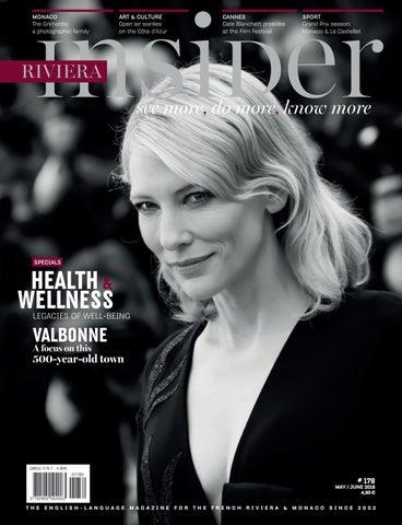 Riviera Insider May June 2018 By Riviera Press Issuu