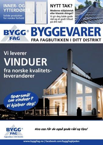 cf9e0286 Byggevarer finner du hos Byggfag – fagbutikken i ditt distrikt! by ...