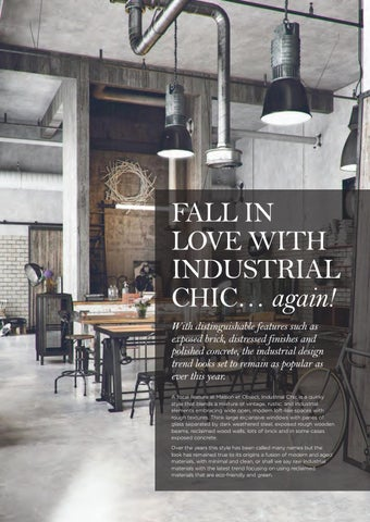 Page 23 of Fall in Love with Industrial Chic...Again!