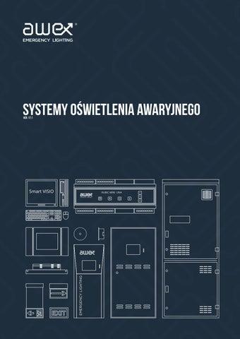 Katalog Awex 2017 Oświetlenie Awaryjne By Centrumswiatla Issuu
