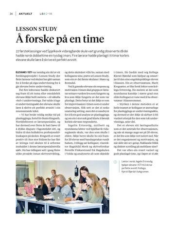 Page 28 of Å forske på en time