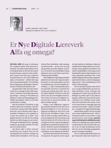 Page 34 of Er Nye Digitale Læreverk Alfa og omega?
