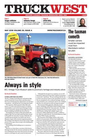 Truck West May 2018 by Annex Business Media - issuu