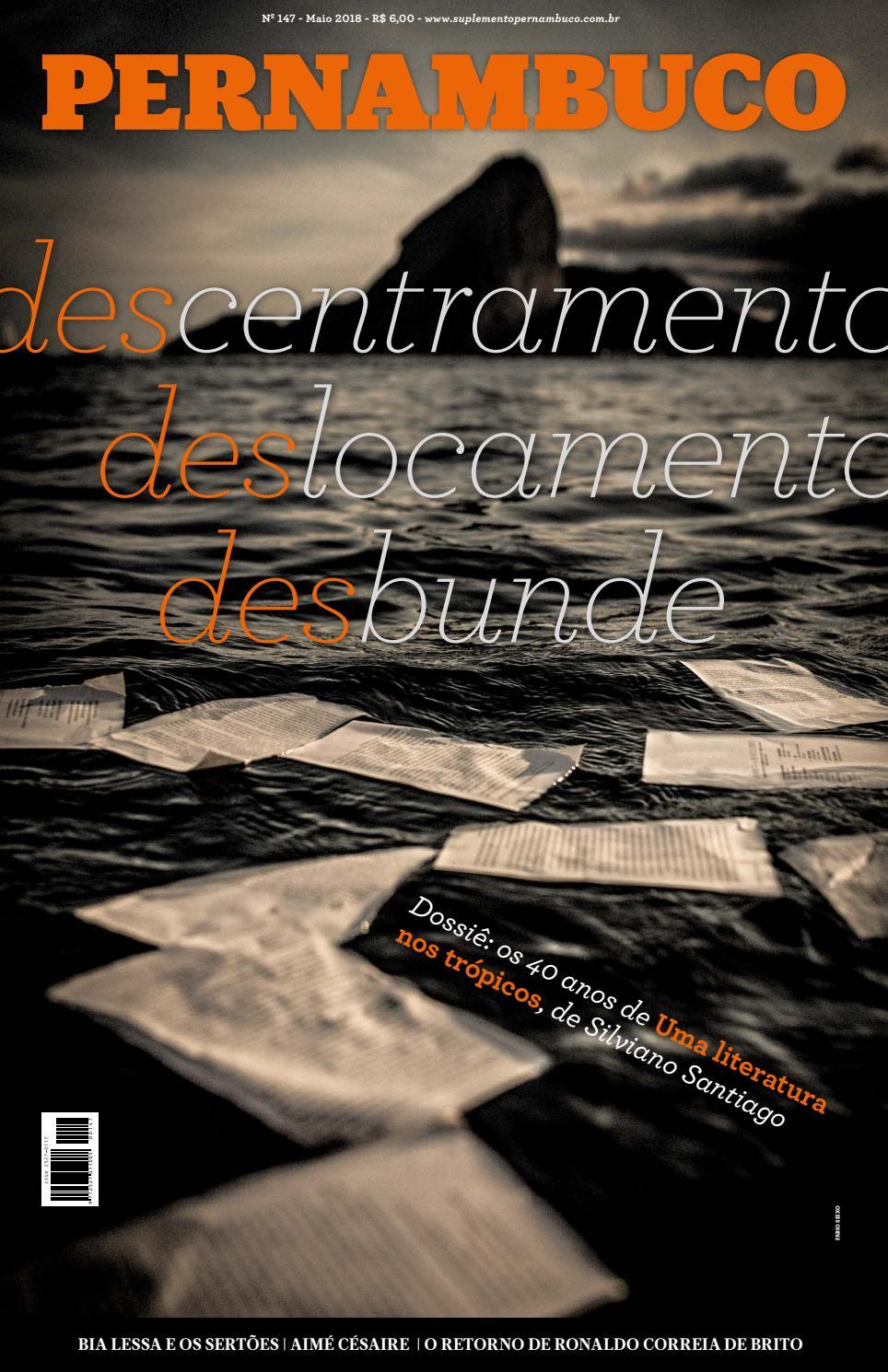 e241556a4 Pernambuco 147 by Suplemento Pernambuco - issuu