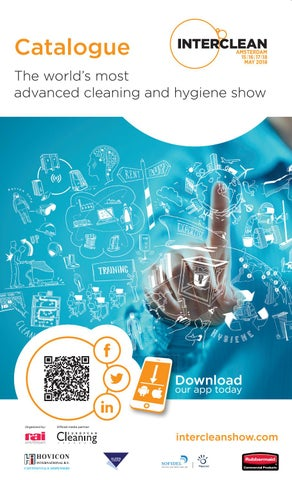 Issa Interclean Catalogue 60 By RAI Amsterdam Issuu Awesome Quotes Down Load From Steven Achton