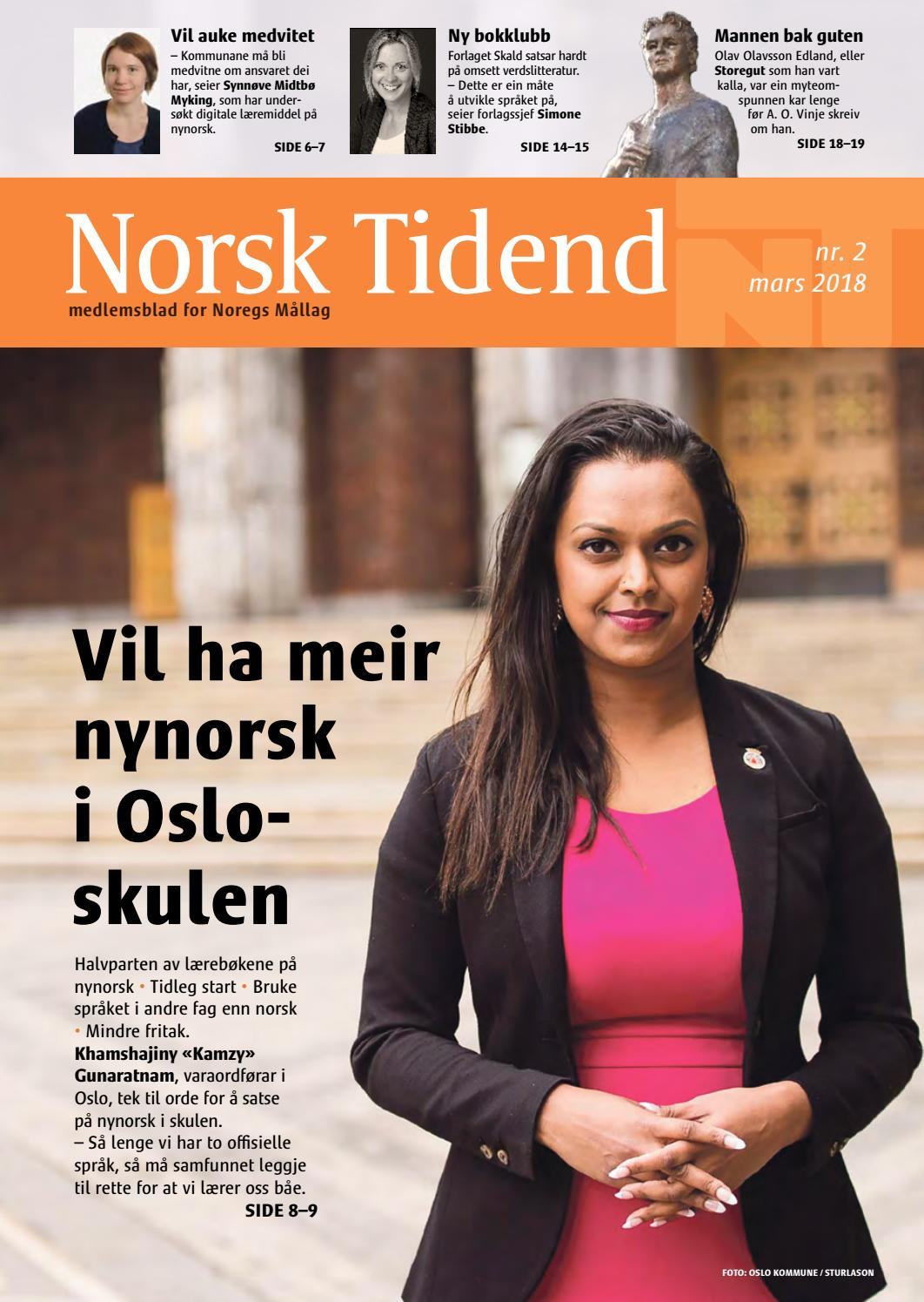 0dc9342e Norsk Tidend 2-18 by Norsk Tidend - issuu