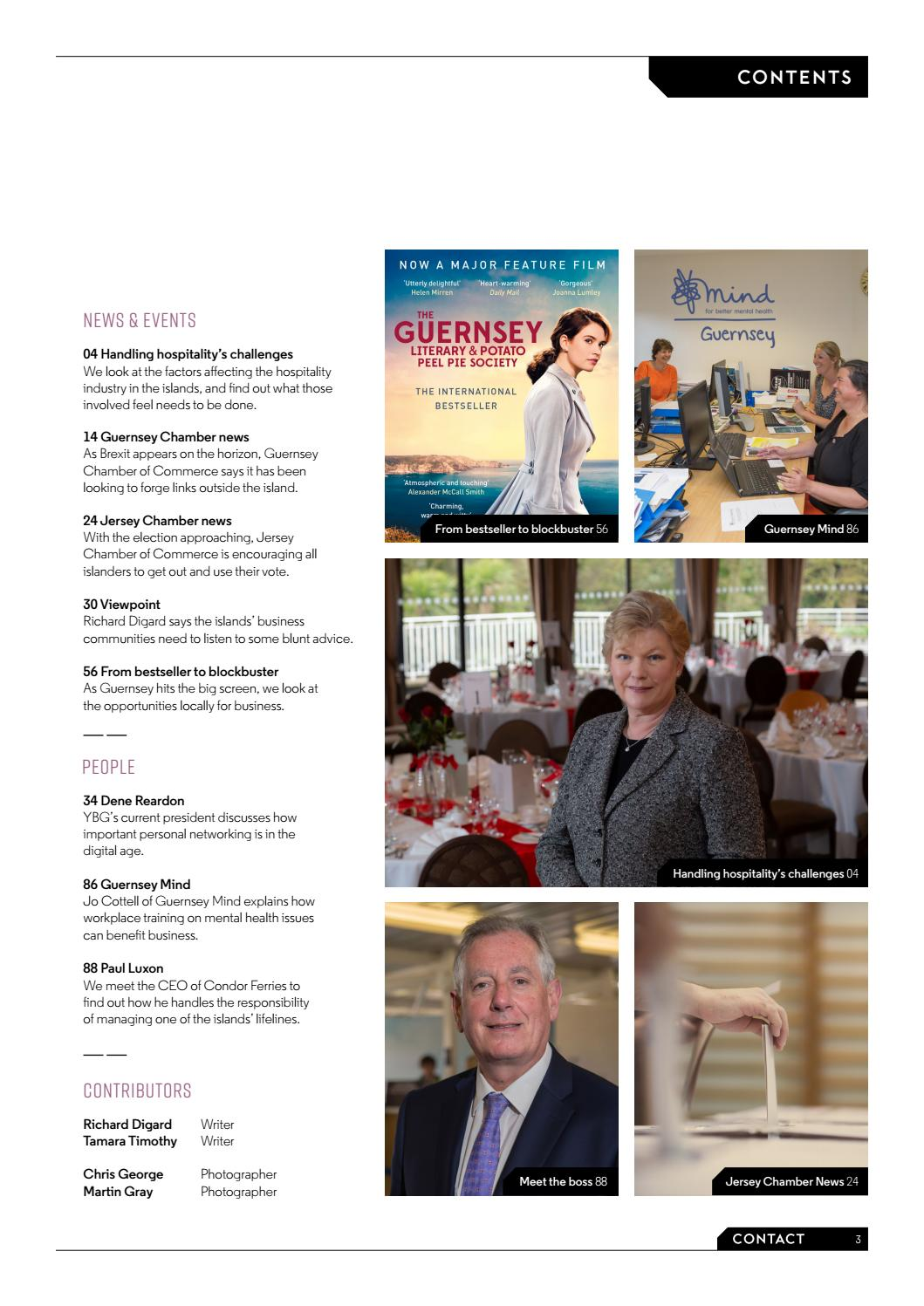 Contact May/June 2018 by Collaborate CI - issuu