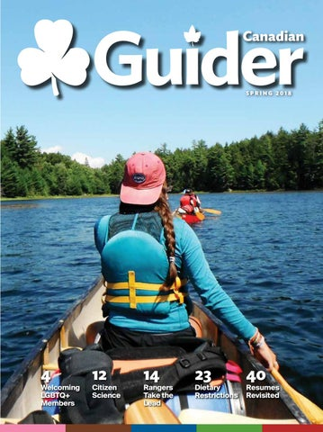 62989e6fa809d2 Canadian Guider Spring 2018 by Canadian Guider  Girl Guides of ...