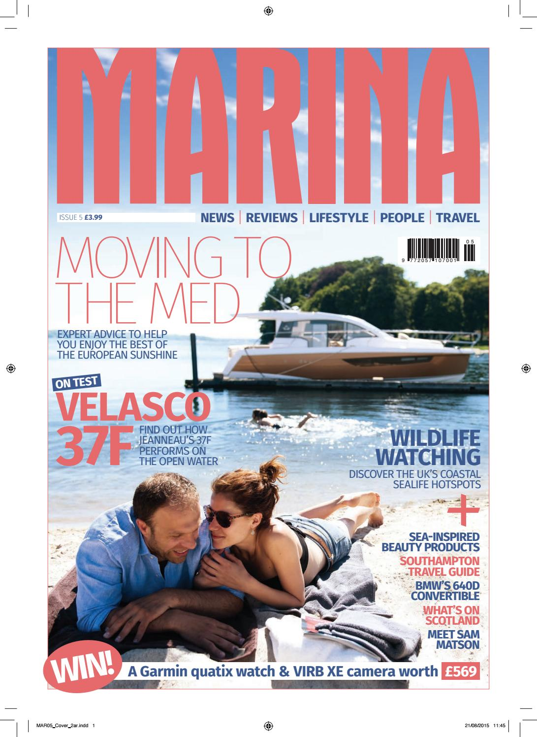 fe0a7cde20061 Marina Magazine issue 5 by Marina Magazine - issuu