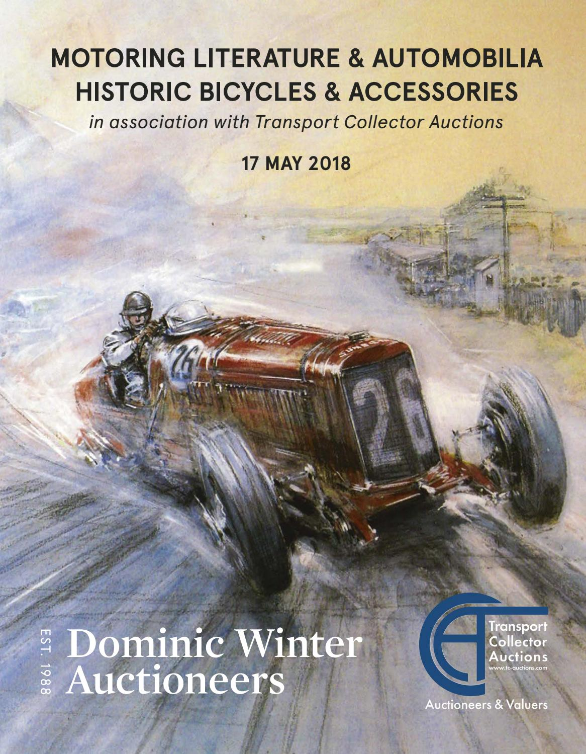 Dominic Winter Auctioneers By Jamm Design Ltd Issuu Wiring Diagrams Of 1958 Studebaker And Packard Golden Hawk