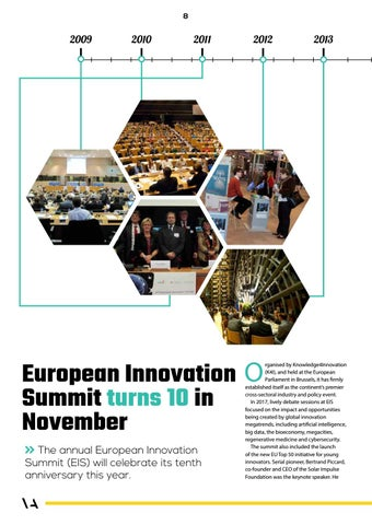 Page 10 of European Innovation Summit