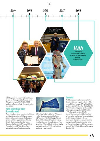 Page 11 of European Innovation Summit
