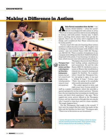 Page 40 of Making a Difference in Autism