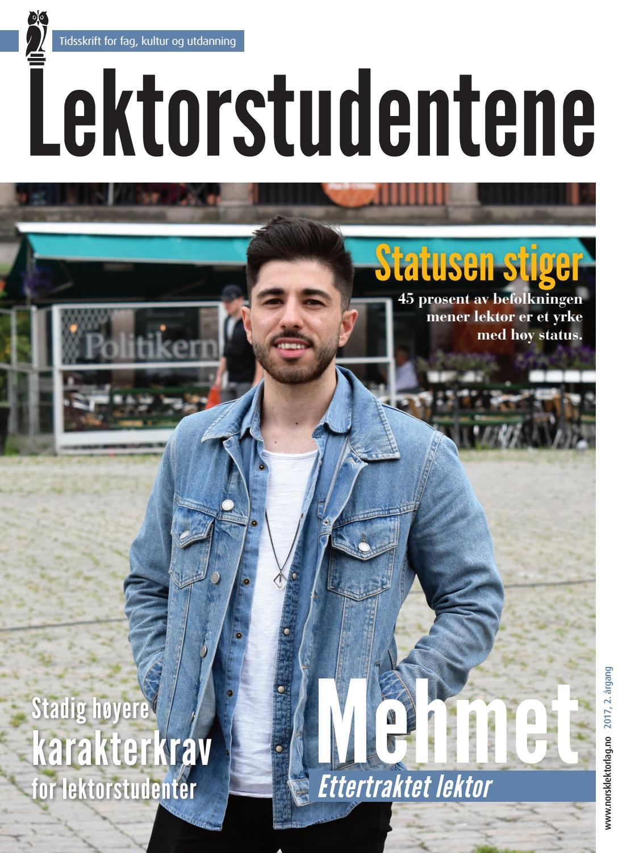 b1739e12 Lektorstudentene 2017 by Lektorbladet - issuu