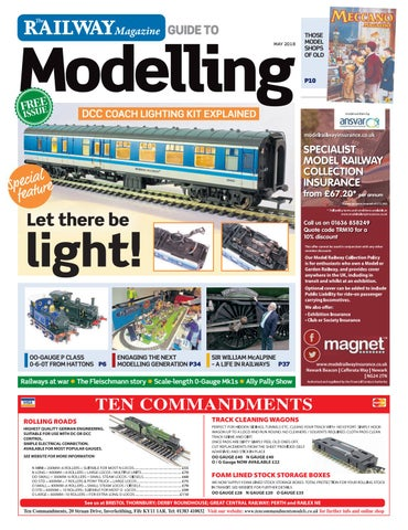 The Railway Magazine Guide to Modelling - Issue 17 - May