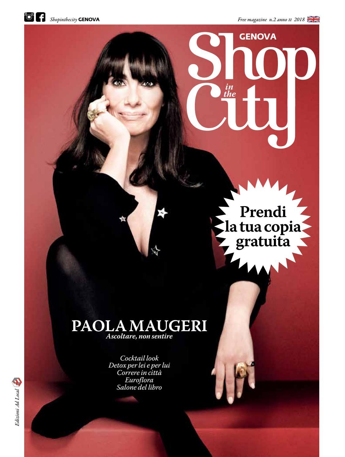 Shopinthecity Genova by ShopintheCity - issuu 9ff48d285aa