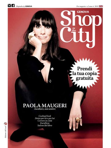 Shopinthecity Genova by ShopintheCity - issuu 9e438064ee24