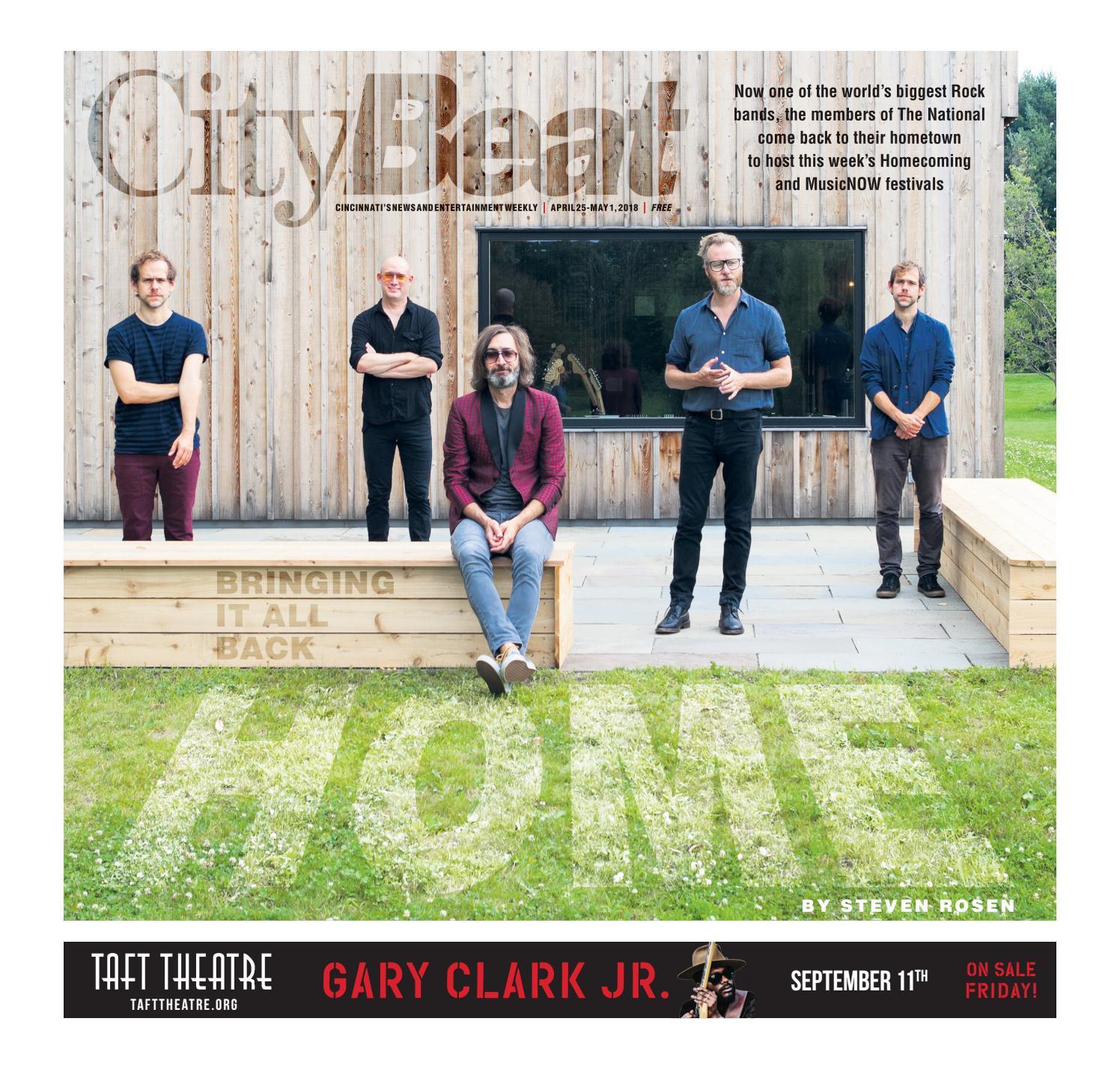 CityBeat | April 25, 2018 by Cincinnati CityBeat - issuu
