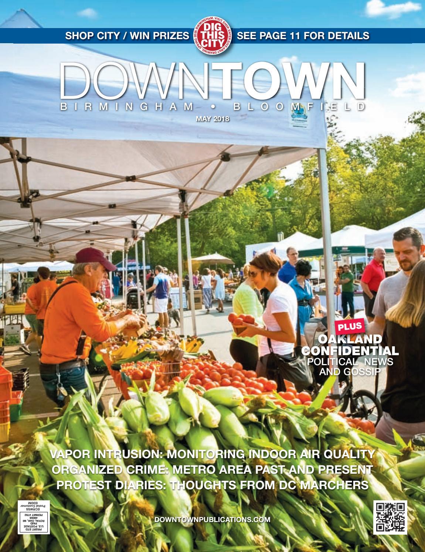 5c7a06714a Birmingham Bloomfield by Downtown Publications Inc. - issuu