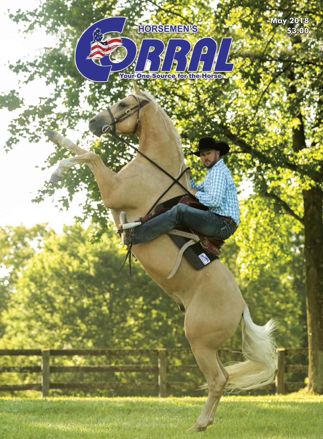 Horsemen's Corral May 2018 by Horsemen's Corral - issuu