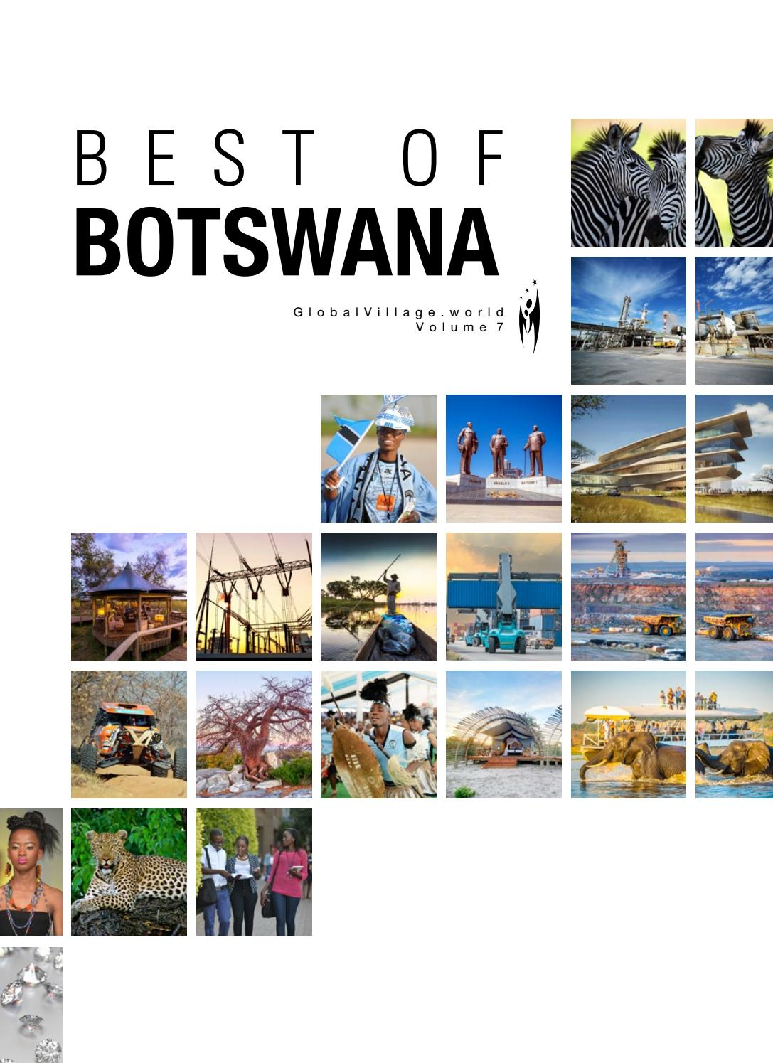 Best Of Botswana Vol 7 By Sven Boermeester Issuu