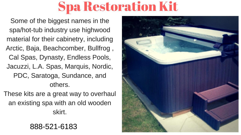 Kit Jacuzzi.Spa Restoration Kit By Bath Partsplush Issuu