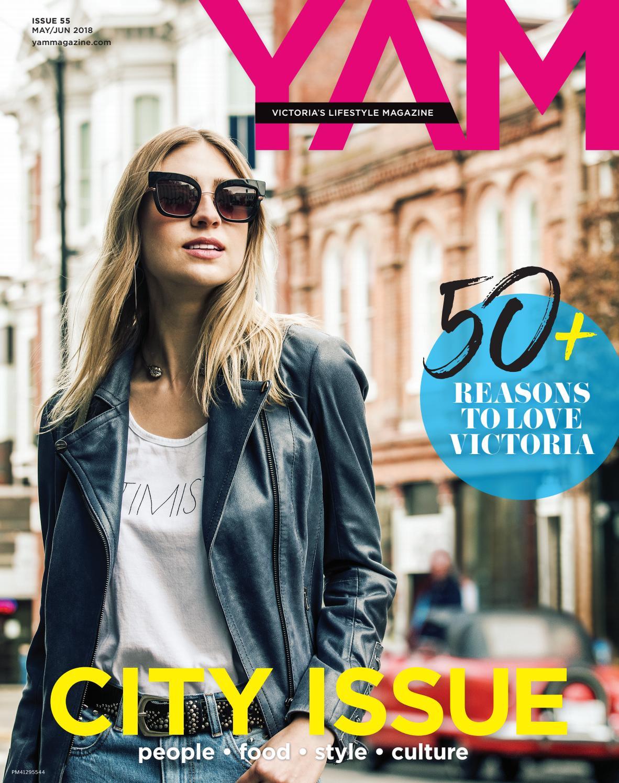 cdb06b83c4e YAM magazine by Page One Publishing - issuu