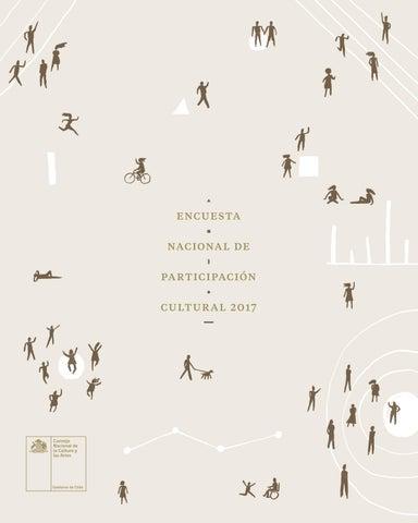 Encuesta Nacional De Participación Cultural 2017 By Ministerio De
