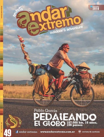 REVISTA ANDAR EXTREMO N° 3 by Marcos Ferrer - issuu 5ae37a9d0276