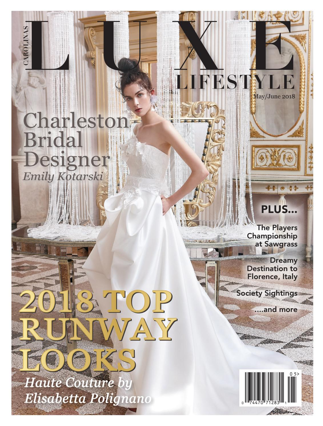 May June 2018 By Luxe Lifestyle Magazine Issuu Martha Ivory Top Leux Studio L