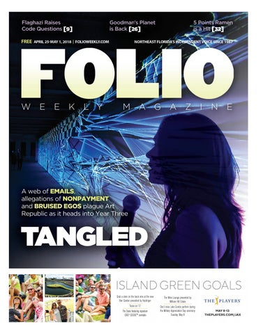 Three Bright Planets Over Wingra Park >> 04 25 18 Tangled By Folio Weekly Issuu